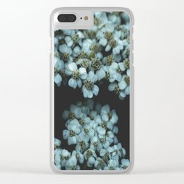 Botanical Still Life Photography Tiny Flowers Clear iPhone Case