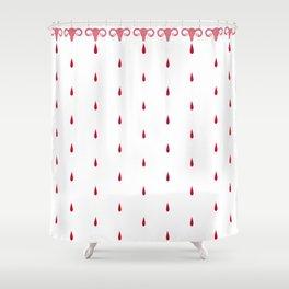 Uteri, Period. Shower Curtain