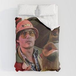 Johnny Depp @ Fear and Loathing in Las Vegas #2  Comforters