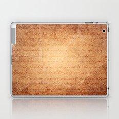 Old World Laptop & iPad Skin