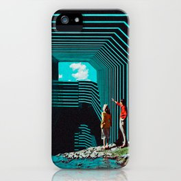 'Digital Dreams' iPhone Case
