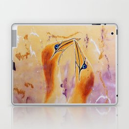 Crazy Tenderness | Fou de Tendresse Laptop & iPad Skin