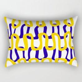 Snakez Rectangular Pillow