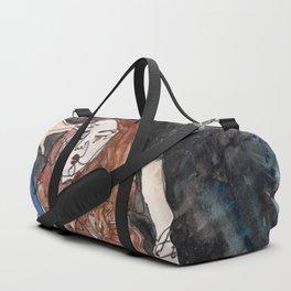 Sadist in Stockings Duffle Bag