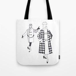 Fashion1953 Tote Bag