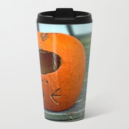 Humpty Pumpkin Travel Mug