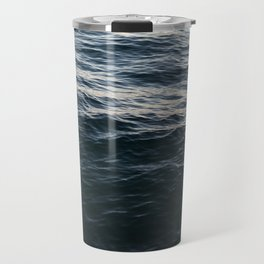 Deep Blue Travel Mug