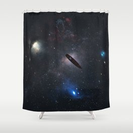 Cogito Ergo Sum Shower Curtain