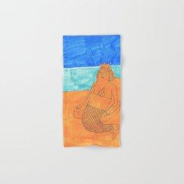 sand queen Hand & Bath Towel