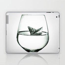 sea in the glass Laptop & iPad Skin