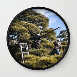 Kyoto Imperial Palace Wall Clock