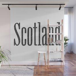 Scotland Wall Mural