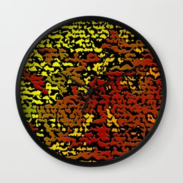 Erasure Minor Wall Clock