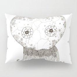 Cracked Octopus Pillow Sham