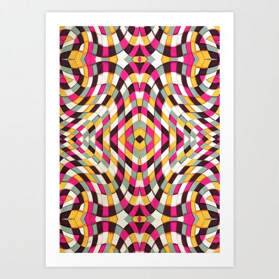 Take You On Art Print