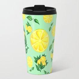 LEMON #1 Travel Mug