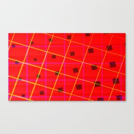 Squares 1    Canvas Print