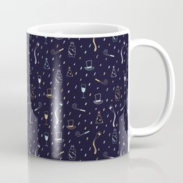 New Years Traditions Coffee Mug