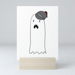 Knight Ghost Mini Art Print
