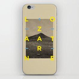 Lanzarote2 iPhone Skin