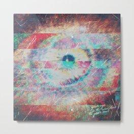 Soul Eye Metal Print