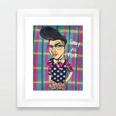 Mondo Framed Art Print