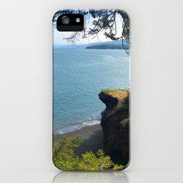 Halibut Cove iPhone Case