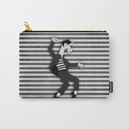 Jailhouse Unicorn Carry-All Pouch