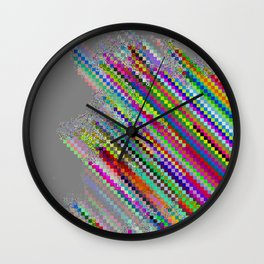 findings Wall Clock