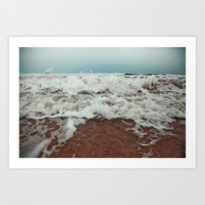 Hoi An, Ocean Art Print