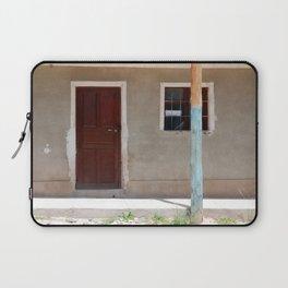 Bolivia door 6 Laptop Sleeve