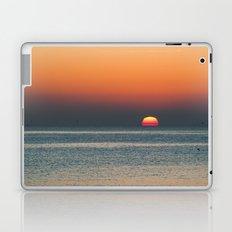 Barcelona sunrise  Laptop & iPad Skin