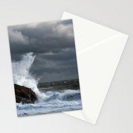 Explosive Seas Stationery Cards