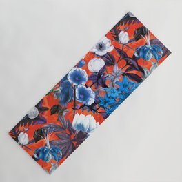 Romantic Garden IX Yoga Mat