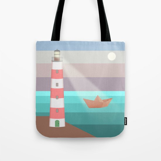 YOU ARE NOT ALONE (Origami) Tote Bag