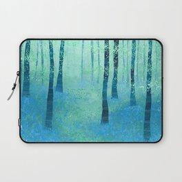 Bluebells, Challock Laptop Sleeve