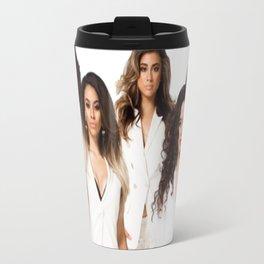 Fifth Harmony Metal Travel Mug