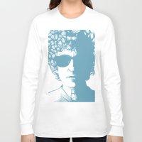dylan Long Sleeve T-shirts featuring Dylan by Jeroen van de Ruit