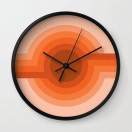 Sunspot - Red Rock Wall Clock