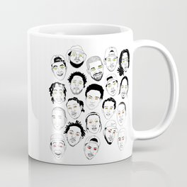 Rappers Coffee Mug