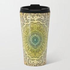 Bohemian Lace Travel Mug