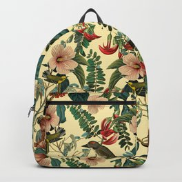FLORAL AND BIRDS VII Backpack