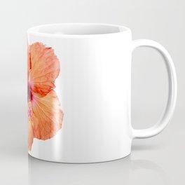 Just the Hibiscus Coffee Mug
