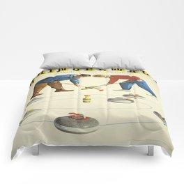 Vintage poster - Grindelwald Comforters