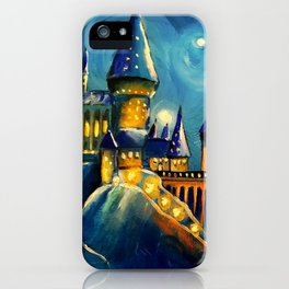 Magical Night iPhone Case