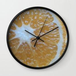 Naranja Wall Clock