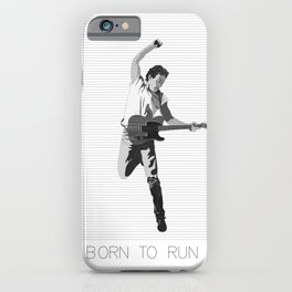 Alternate Springsteen 2 iPhone Case