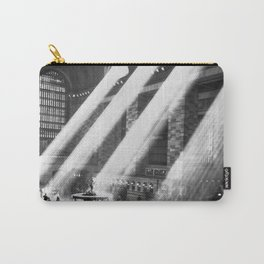 1935 Vintage New York City Grand Central Terminal Photographic Print Carry-All Pouch