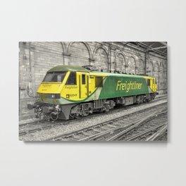 Freightliner 90  Metal Print