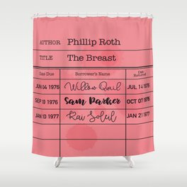 THE BREAST (1972) Shower Curtain